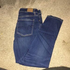 Hi-rise jegging American Eagle jeans